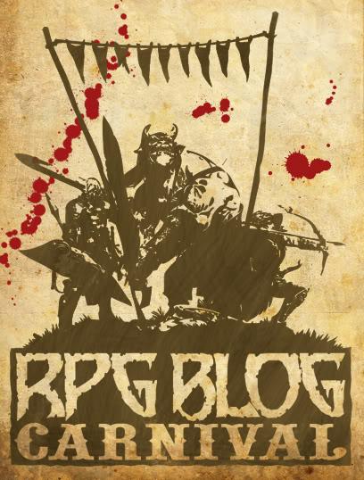 Logo for the RPG Blog Carnival